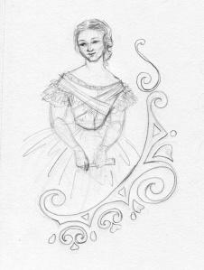 woman motif