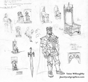 character and prop ideas