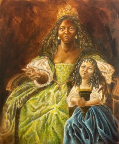 Humble Mother and Child